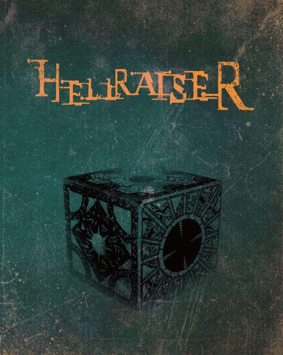 ヘルレイザー1,2,3≪最終盤≫ HDニューマスター版