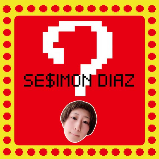 SE$IMON DIAZ「Question?」
