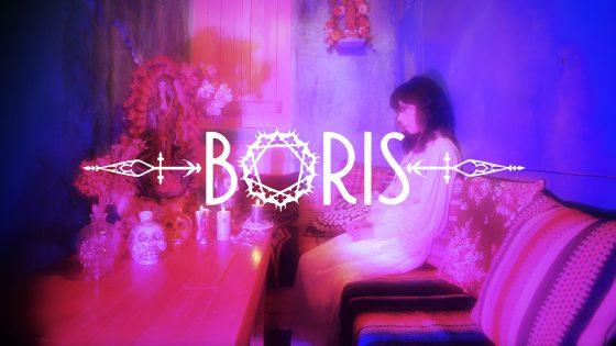 【Boris】ニューアルバム『LφVE & EVφL』から収録曲「Shadow of Skull」MV公開